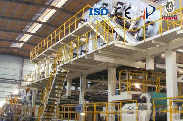 coating board paper production line