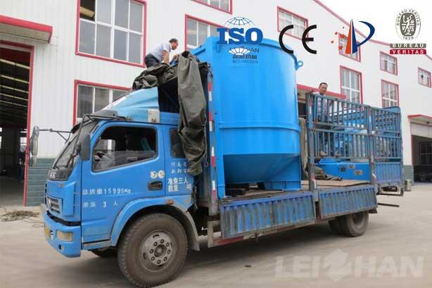 d type hydrapulper