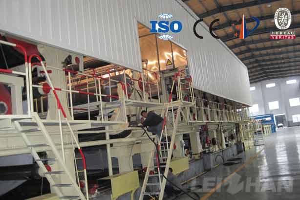 4600-corrugated-paper-machine