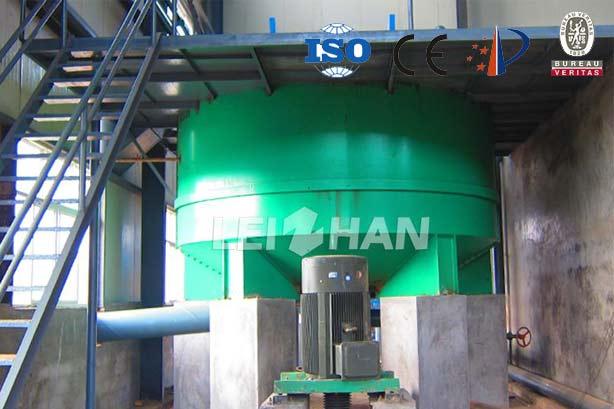 high efficiency and energy saving d type hydrapulper
