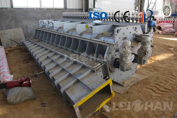 Open-type Paper Machine Headbox